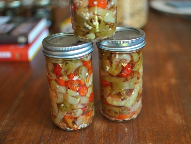 Pickled Hot Peppers Recipe: A Must Try